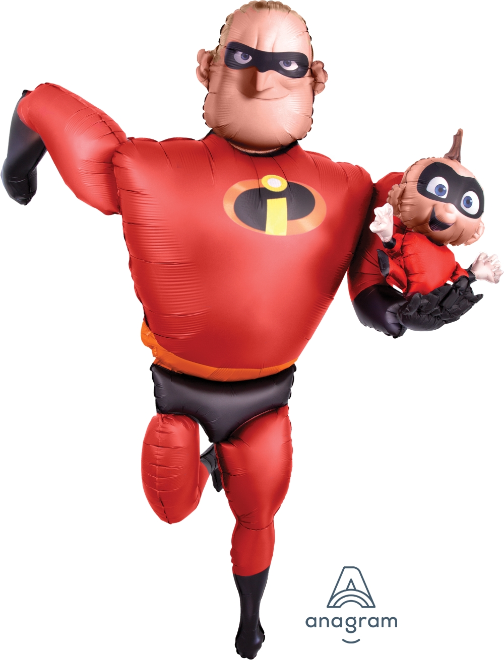 Anagram Mr. Incredible