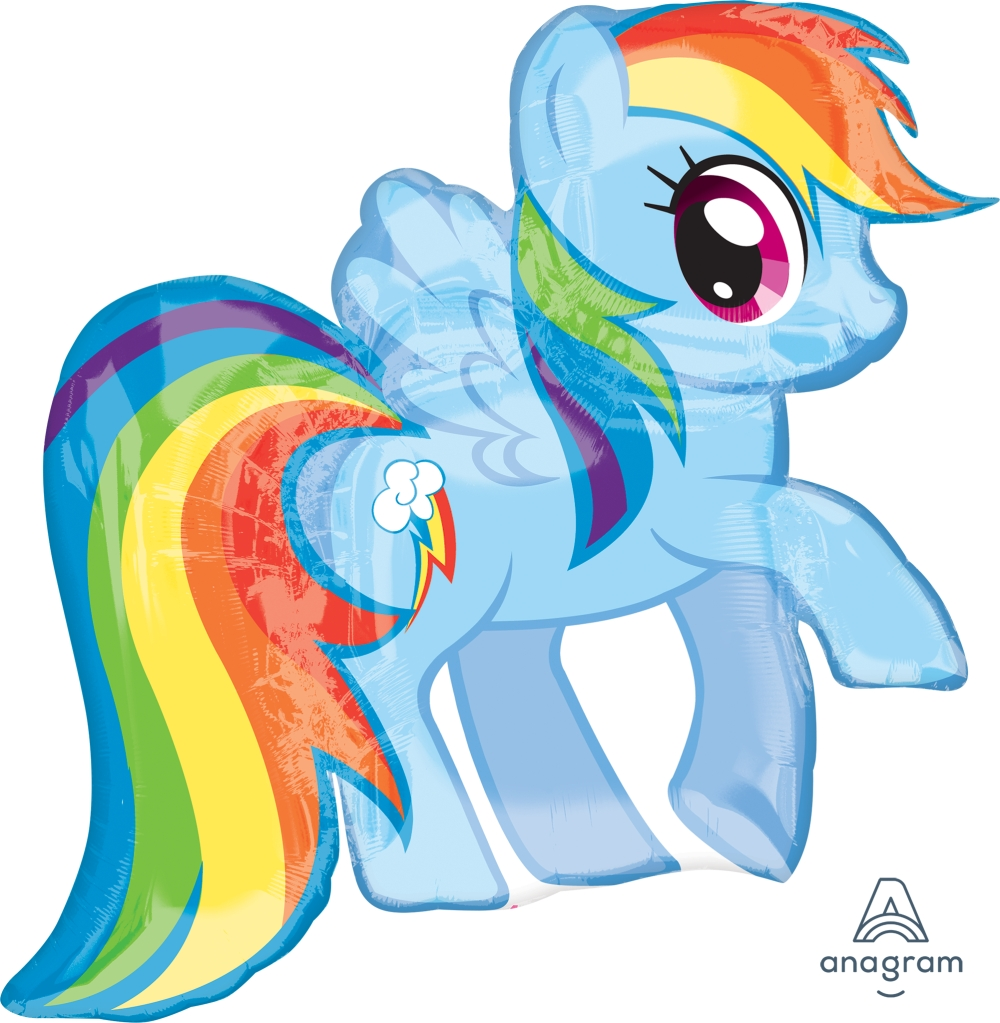 Anagram Little Pony Rainbow Dash (71*68 см)