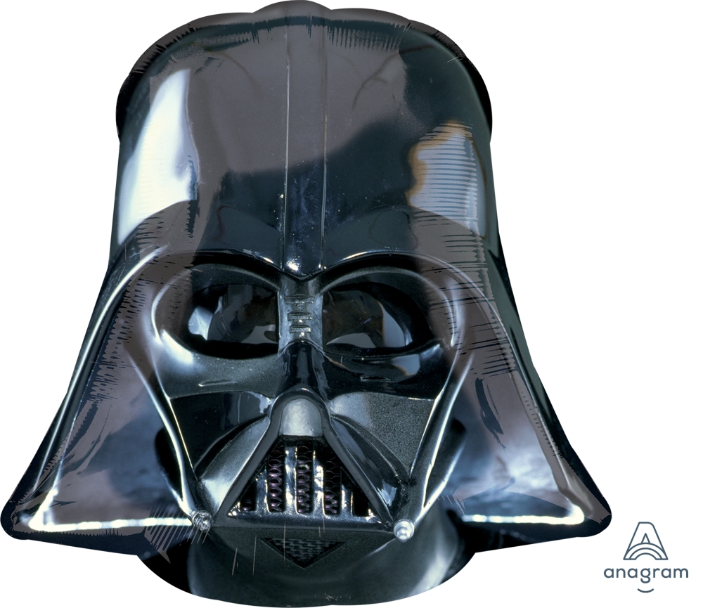 Anagram Darth Vader Helmet Black (63*63 см)